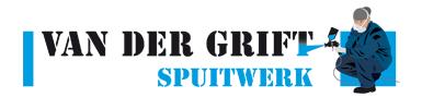 logo van der grift spuitwerk